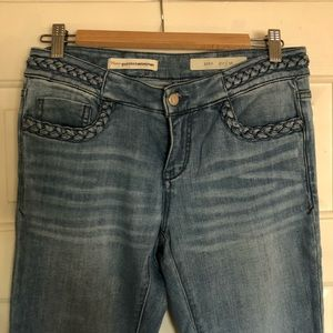 Pilcro and the Letterpress Jeans - Pilcro and the Letterpress Flare Jeans - Size 26